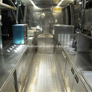 Traveling Food Trailer/Food Van pictures & photos
