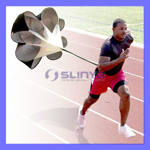 "40"" 56"" Speed Training Resistance Parachute Running Chute Speed Chute Running Umbrella with Storage Bag pictures & photos"