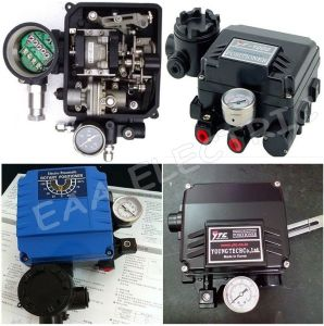 Quality Yt1000r Rotary Valve Actuator pictures & photos