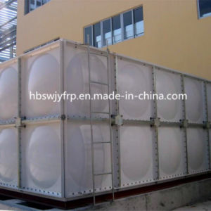 FRP GRP Pressure Sectional Water Tanks with Low Price pictures & photos