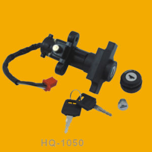 Motorbike Lock Set, Motorcycle Lock Set for Hq1050 pictures & photos