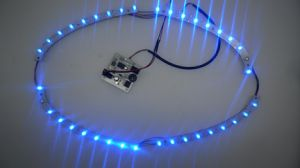Programmable Rigid RGB LED PCB Board pictures & photos