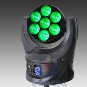 Seven Piece LED Moving Head Light Lighting pictures & photos