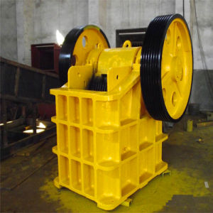 Laboratory/Small/Mini Stone Jaw Crusher pictures & photos