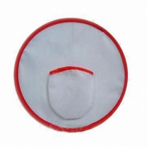Flying Disc, Durable and Easy to Carry, Made of Nylon and Steel Ring