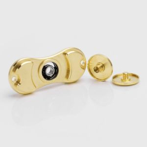 Wholesale Popular Metal EDC Tri Desk Fidget Spinner pictures & photos