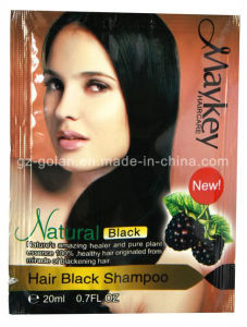 Mulberry Hair Black Shampoo 20ml (GL-HD0005)