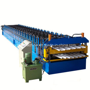 Bohai Double Layer Roll Forming Machine pictures & photos