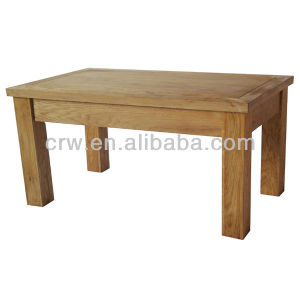 Dt-4024-3 High Quality Beech Dining Table Wholesale pictures & photos