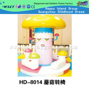 Mini Lovely Spin Chair Indoor Amusement Equipment (HD-8014) pictures & photos