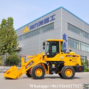 Telescopic Mini Loader with High Quicks pictures & photos