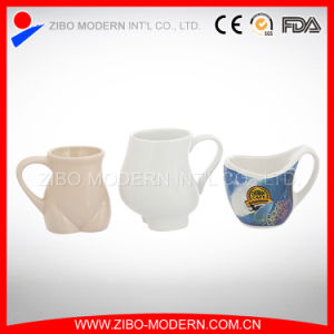 Wholesale Special Shaped Coffee Ceramic Mug pictures & photos