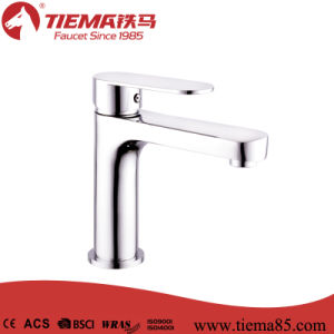 Brass Single Lever Basin Mixer (ZS62203) pictures & photos