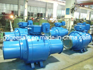Brass Welded Ball Valve Made in China