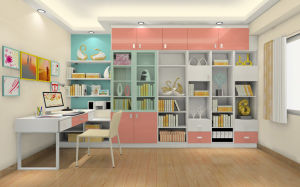 Italian Modern Study Room Wood Furniture (zj-004) pictures & photos