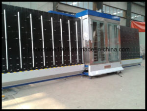 Vertical Flat Float Glass Cleaning and Drying Machine pictures & photos