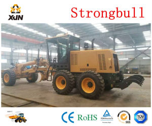Xjn (Strongbull) Road Machinery Py200 200HP Motor Grader pictures & photos