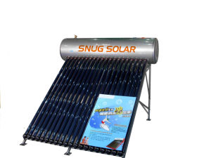 High Pressure Heat Pipe Solar Water Heater with CE Certificate pictures & photos