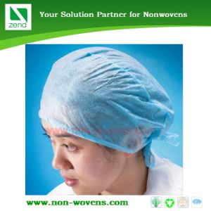 Non-Woven Surgeon Cap pictures & photos