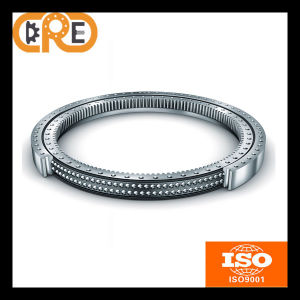External Gear Double-Row Ball Slewing Ring Bearing pictures & photos