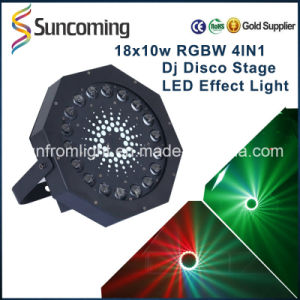 RGBW 4in1 Disco Party LED Effect Light pictures & photos