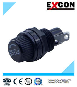 High Quality PCB Insalled Fuse Holder Excon Fh1-12-P