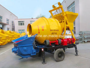 Jbt30 Motor Drive Concrete Mixer Pump pictures & photos