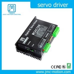 New Design 200W Digital AC Servo Motor Control System pictures & photos