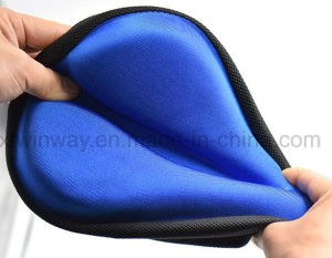 Wholesale Bicycle Silica Gel Saddle, Saddle Cover pictures & photos