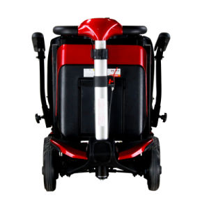 Solax Transformer One-Hand-Lift Folding Mobility Scooter pictures & photos