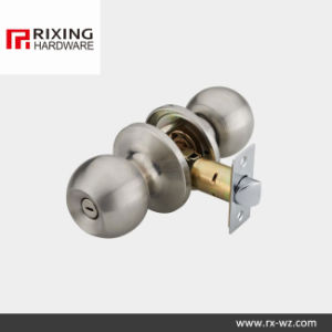 Iron or Stainless Steel Tubular Knob Lock (607SS) pictures & photos