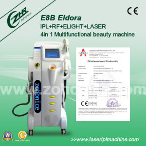 E8 Eldora Elight IPL Hair Removal Beauty Machine pictures & photos