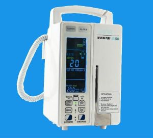 Mini Infusion Pump with Bolus Function pictures & photos