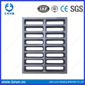 Ce En124 High Quality Trench Cover Water Grate pictures & photos