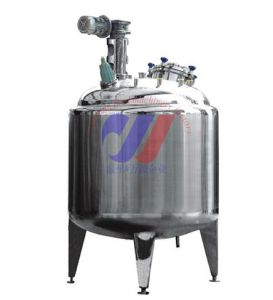 High Quality Sanitary Stainless Steel Fermentation Tank pictures & photos