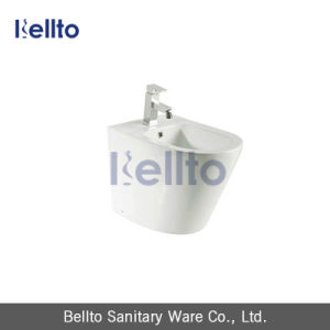 Back to wall toilet bidet with plumbing fixtures (415B) pictures & photos
