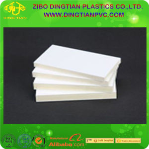 1-10mm Fireproof Smooth Surface PVC Foam Sheet for Printing pictures & photos