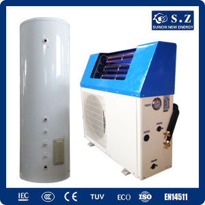 5kw 7kw Cop5.32 Solar Water Heating System for Home pictures & photos