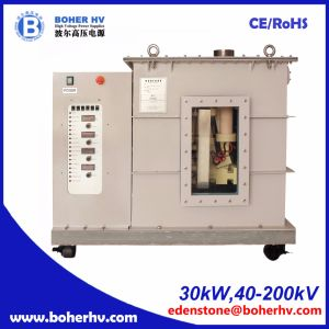 Electron beam welder high voltage power supply 30kW 200kV EB-380-30kW-200kV-F50A-B2kV pictures & photos