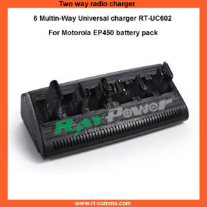 Two Way Radio Ep450 Battery Charger for Motorola Ep450 Radios pictures & photos