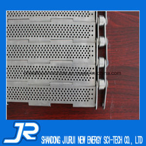 Stainless Steel Chain Plate Conveyor Belt Use for Heavy Item Carry pictures & photos