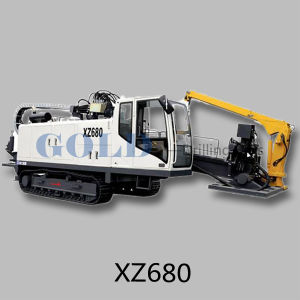 Xz680 Horizontal Directional Drill Body Self-Carrying Design pictures & photos