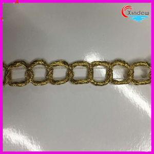 Metallic Trimming Width 2cm Circular Shape pictures & photos