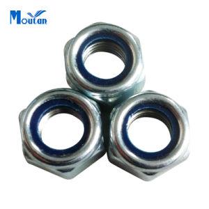 DIN985 Zinc Plated Nylon Insert Nuts