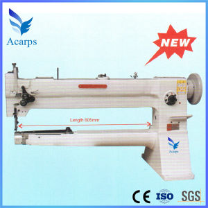 Long Arm Compound Buttom Feed Sewing Machine (YD-246)