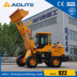 Small Loading Construction Machine Wheel Loader for Sale pictures & photos