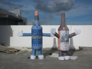 Advertising Inflatable Costume Balloon, Beer Bottle Inflatable Advertising Balloon Costume (K6007) pictures & photos