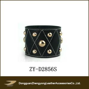 Studed Leather Punk Style Bracelet