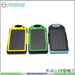 Solar Charger Power Bank for Smartphone, Iphones, Ipads