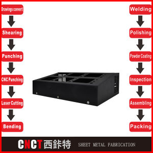 Factory Supply Sheet Metal Fabrication Service pictures & photos